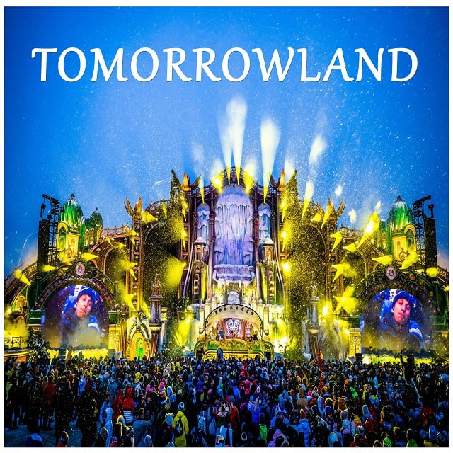 Tomorrowland 2021 💙 EDM HITS